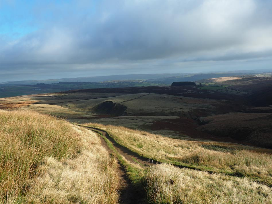 Top Withens circular walk
